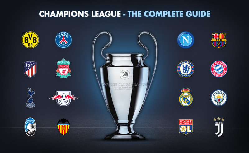2020 Champions League guide