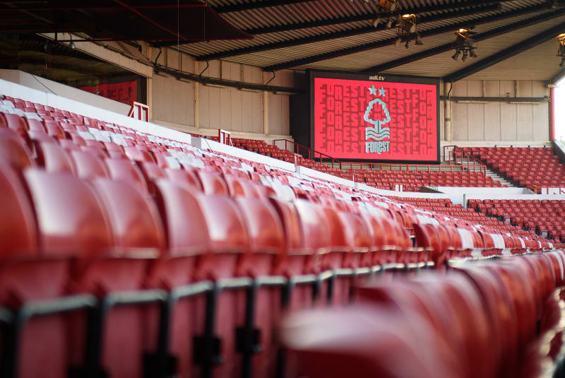 Nottingham Forest v Cardiff City - FA Cup