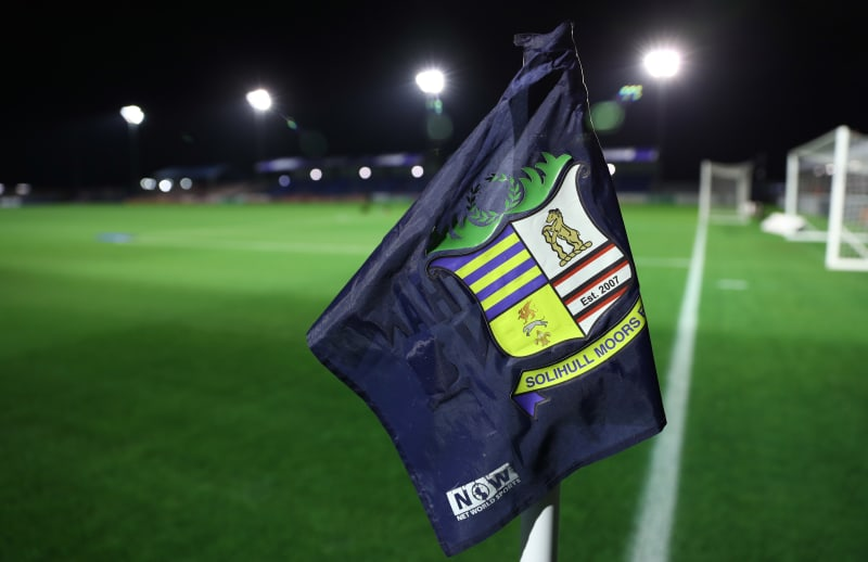 Solihull Moors v Rotherham United - FA Cup - Second Round - Damson Park