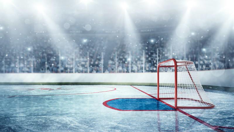 Generic ice hockey #2