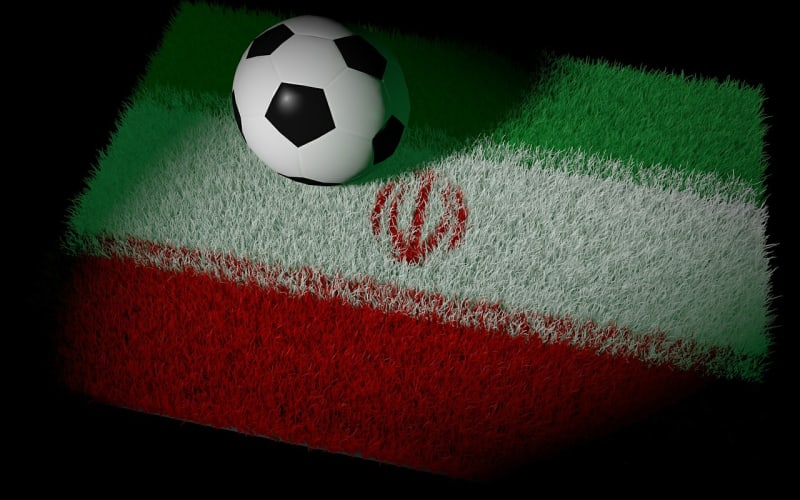 Iran fotboll 26/9