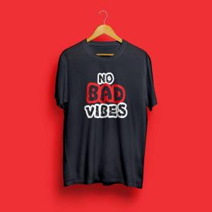 No Bad Vibes T-Shirt