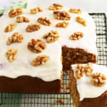 The Best Carrot And Walnut Cake