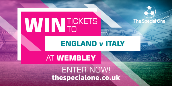 <p>2 tickets to the England v Italy World Cup warm-up match at Wembley Stadium on<strong>Tuesday 27th March 2018</strong>. Kick Off<strong>20.00</strong>.</p>