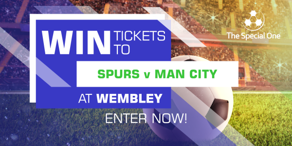 <p>2 tickets to the Spurs v Arsenal match at Wembley Stadium on <strong>Saturday 14th April 2018</strong>. Kick Off <strong>19.45</strong>.</p>