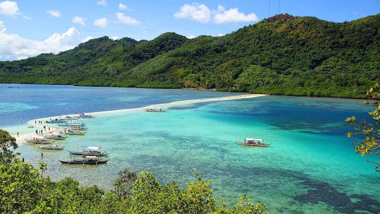 Discover Snake Island In El Nido And Palawan Trip Guru