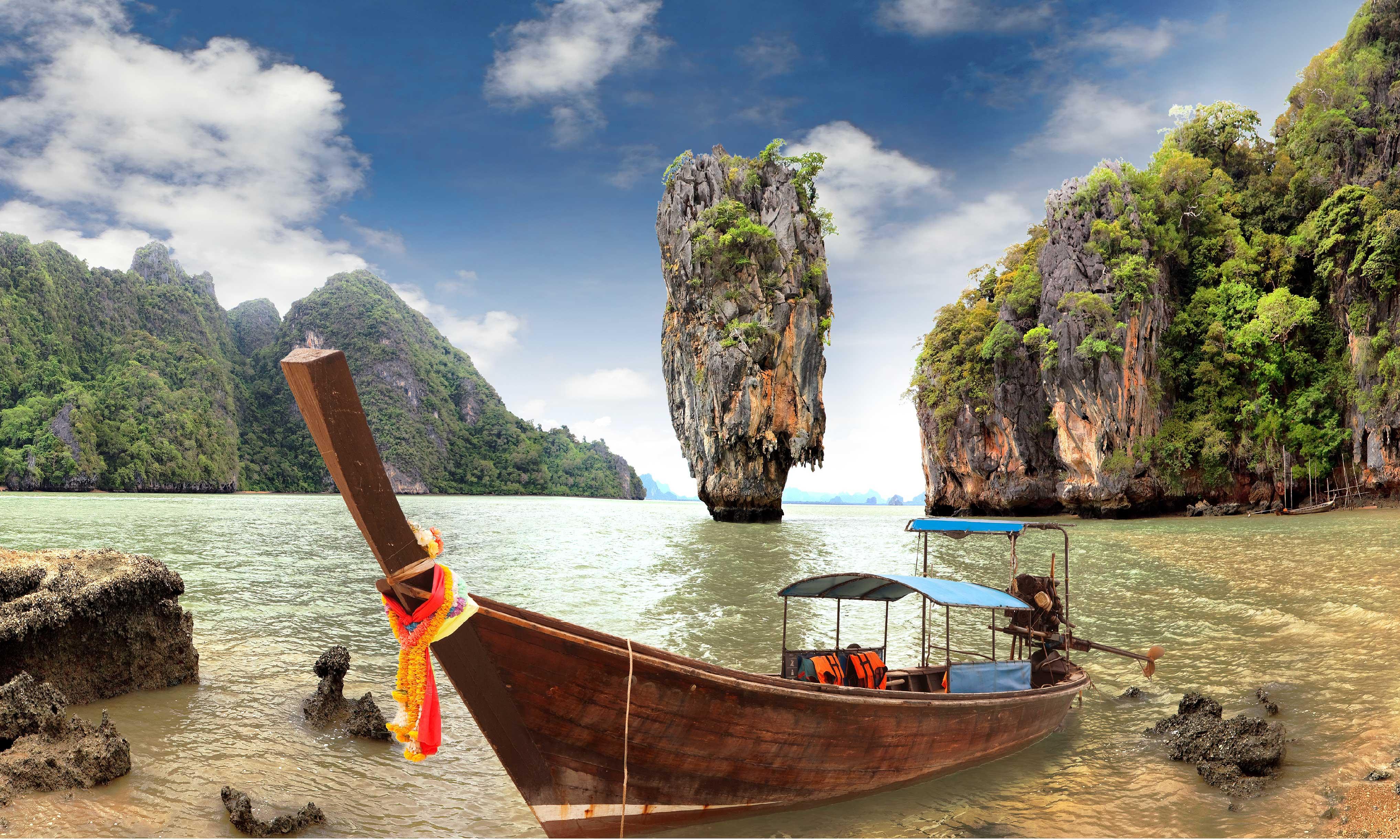 James Bond Island Speedboat Tour From Krabi Full Day