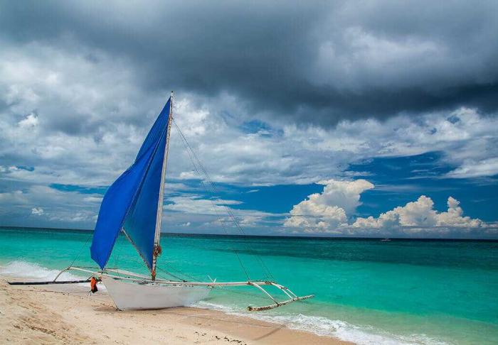 Carabao Island in Carabao Island, Boracay