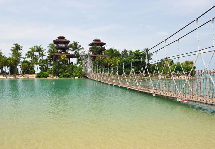 Sentosa Island in Sentosa Island, Singapore