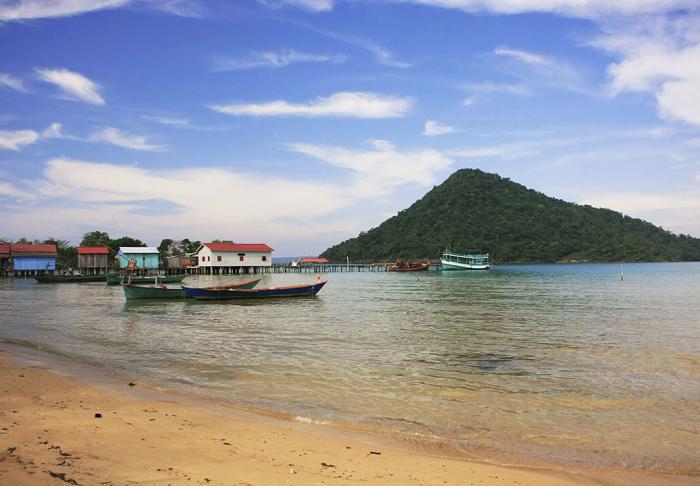 Koh Rong Sanloem in Koh Rong Sanloem, Sihanoukville