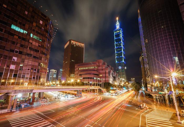Taipei 101 in Taipei 101, Taipei