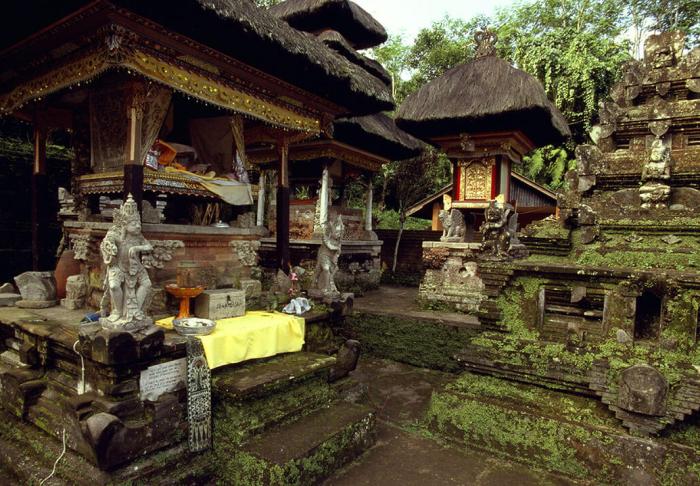 Gunung Kawi Sebatu Temple in Gunung Kawi Sebatu Temple, Bali