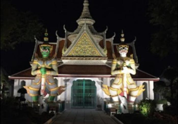 Arun Temple in Wat Arun, Bangkok