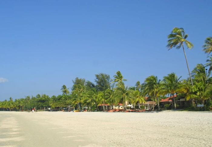 Pantai Cenang in Pantai Cenang , Langkawi
