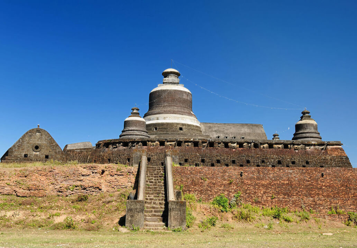 Trip to Mrauk U in Trip to Mrauk U, Bagan