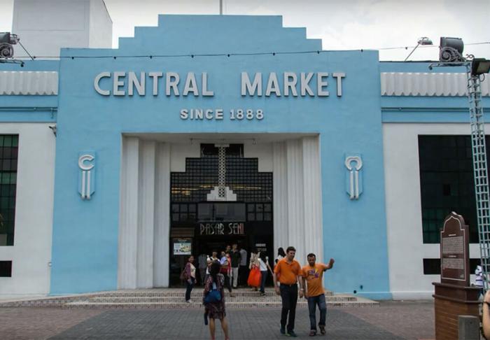 Kuala Lumpur's Central Market in Kuala Lumpur's Central Market, Kuala Lumpur