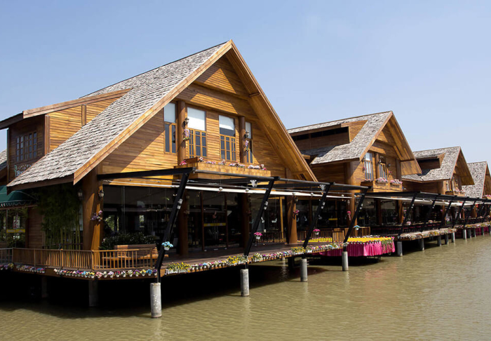 Pattaya Floating Market  in Pattaya Floating Market , Pattaya