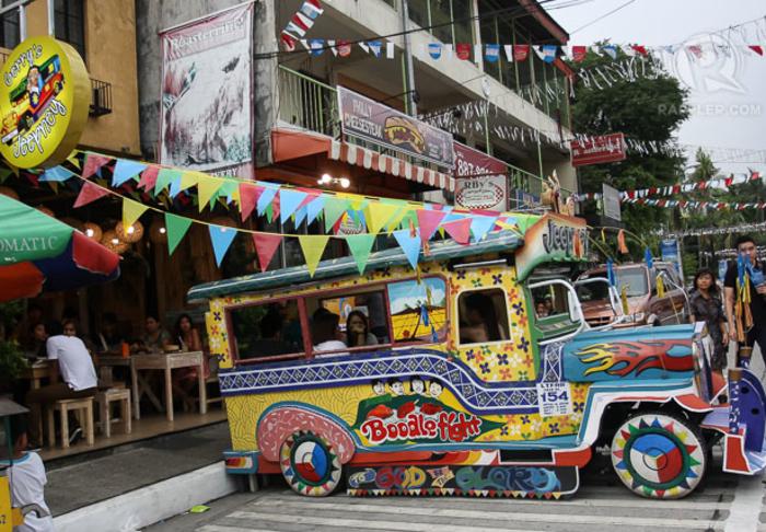 Maginhawa in Maginhawa, Manila