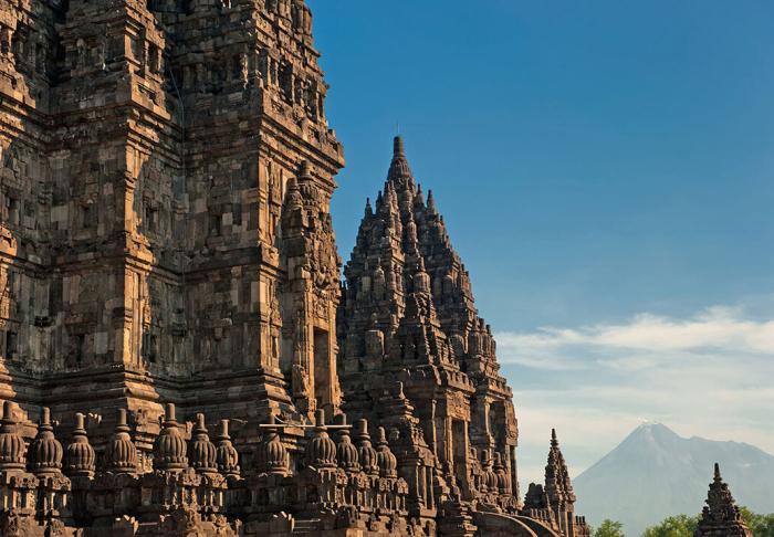 Prambanan Temples in Prambanan Temples, Yogyakarta