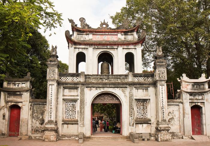 Temple Of Literature in Temple of Literature , Hanoi