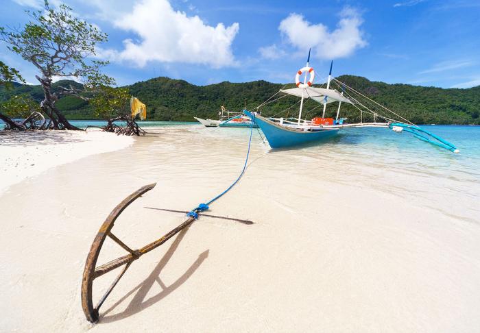 Island Hopping in Island Hopping, El Nido and Palawan