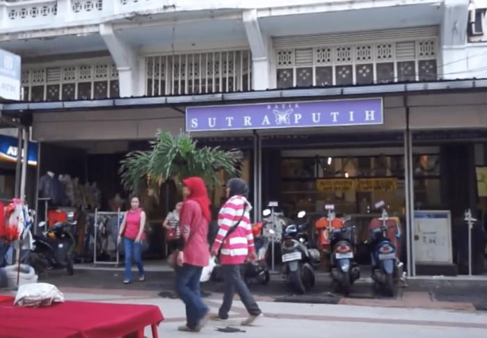 Pasar Baru in Pasar Baru, Jakarta