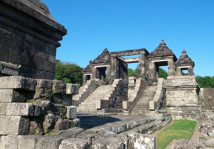 Ratu Boku Temple in Ratu Boku Temple, Yogyakarta