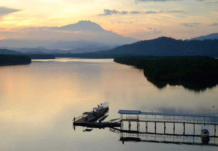 Garama River in Garama River, Kota Kinabalu