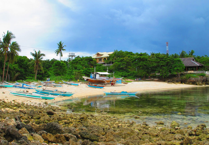 Malapascua Island in Malapascua Island, Cebu and Bohol