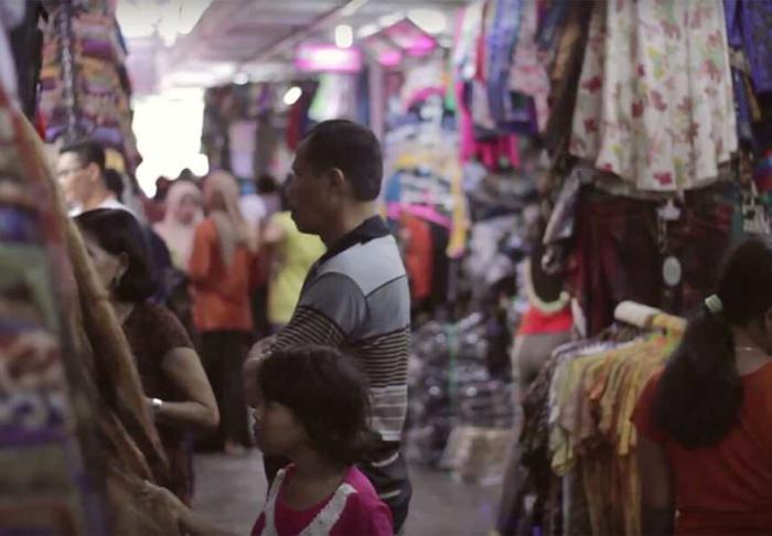 Beringharjo Market in Beringharjo Market, Yogyakarta