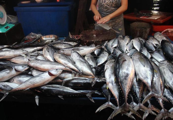 Filipino Market in Filipino Market, Kota Kinabalu