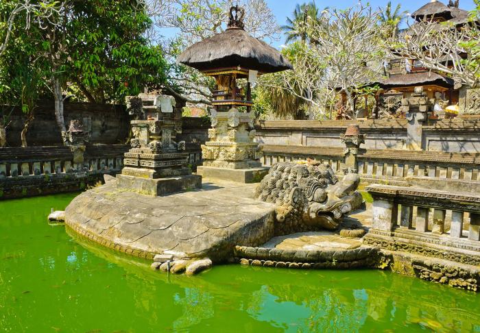 Puseh Batuan Temple in Puseh Batuan Temple, Bali