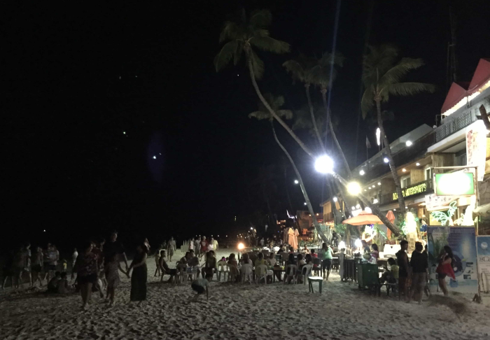 Station 1 in Station 1, Boracay