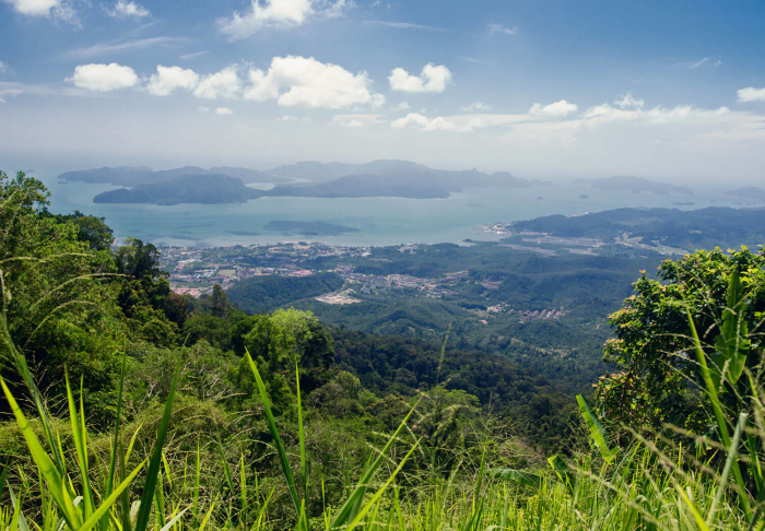 Gunung Raya in Gunung Raya, Langkawi