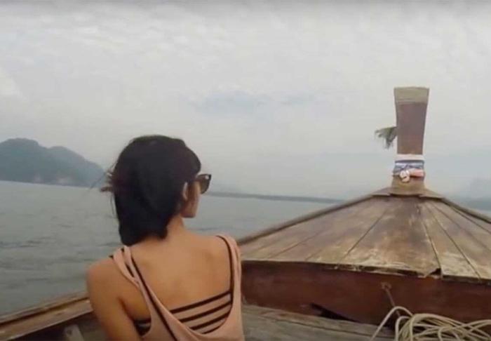 in Tha Lane Bay, Krabi