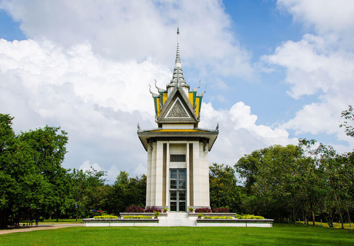 The Killing Fields in The Killing Fields, Phnom Phen