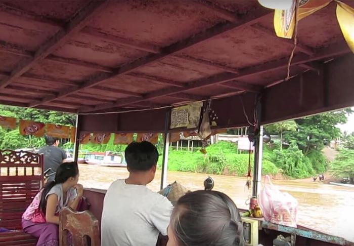 Wat Long Khoun in Wat Long Khoun, Luang Prabang