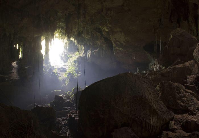 Bat Caves in Bat Caves, Boracay