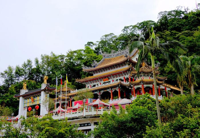 Maokong Gondola in Maokong Gondola, Taipei