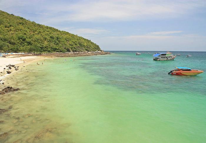Bamboo Island in Bamboo Island, Pattaya