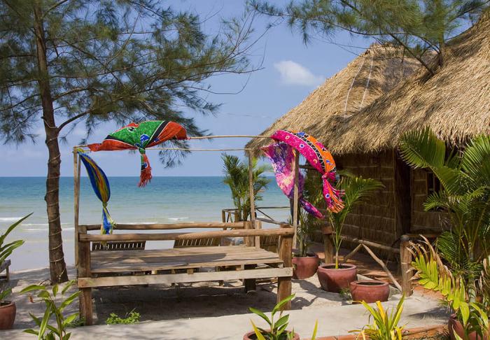 Koh Ta Kiev & Bamboo Island in Koh Ta Kiev & Bamboo Island, Sihanoukville