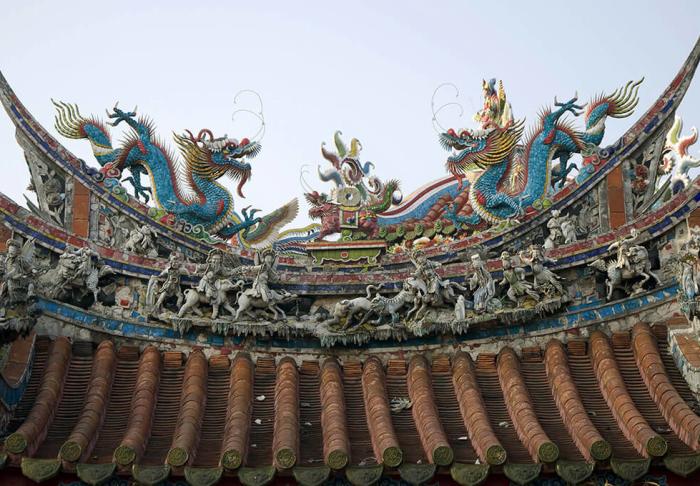 Longshan Temple in Longshan Temple, Taipei