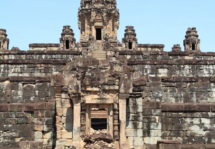 Rolous Temples in Rolous Temples, Siem Reap