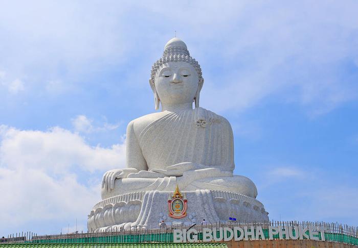 Big Buddha in Big Buddha, Phuket