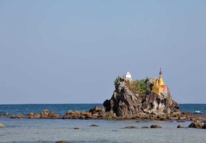 Ngwe Saung Beach in Ngwe Saung Beach, Yangon