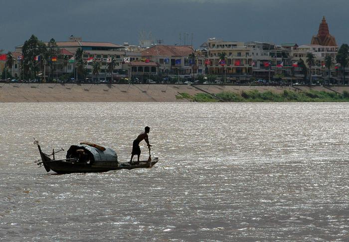 Mekong Island in Mekong Island, Phnom Phen