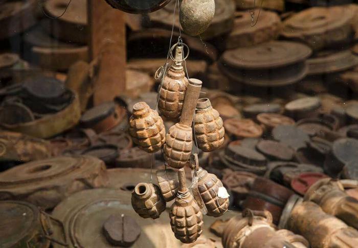 Landmine Museum in Landmine Museum, Siem Reap