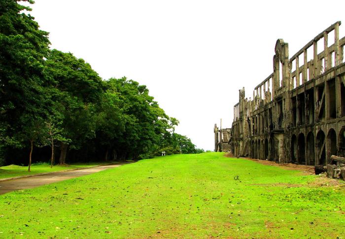 Corregidor in Corregidor, Manila