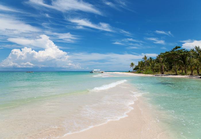 Bantayan Island in Bantayan Island, Cebu and Bohol
