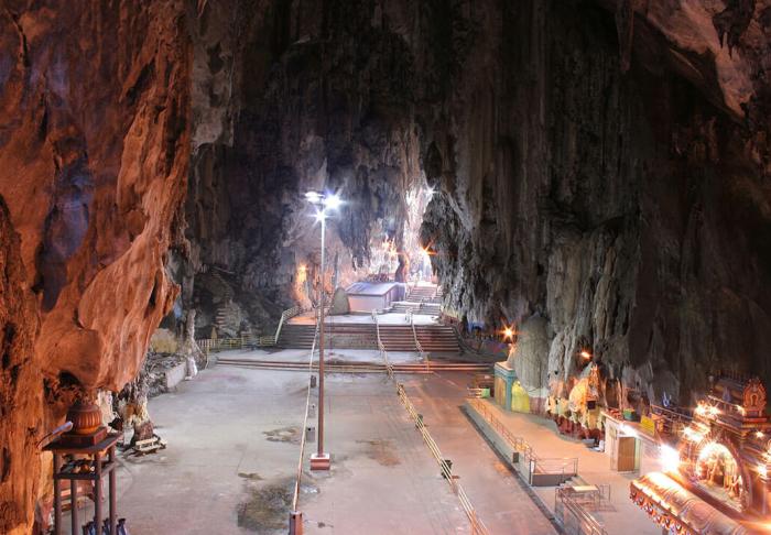 Batu Caves in Batu Caves, Kuala Lumpur